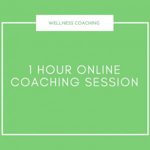1 hour coaching