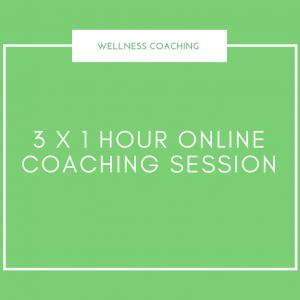 3 hour coaching